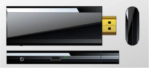 Image of PTV-mini WiFi Display Receiver