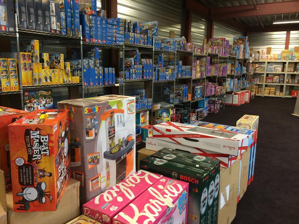 Stuntwinkel gaat Speelgoed verkopen binnenkort