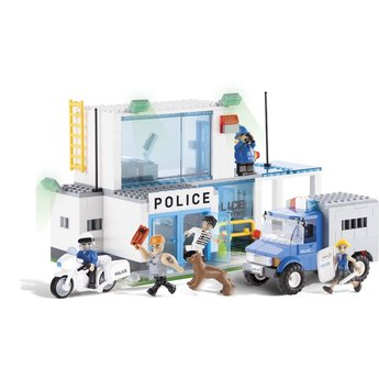 Cobi Action Town - Police Department (1567)