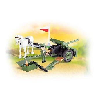 Cobi - Small Army - WW2 WZ. 36 Bofors (2184)
