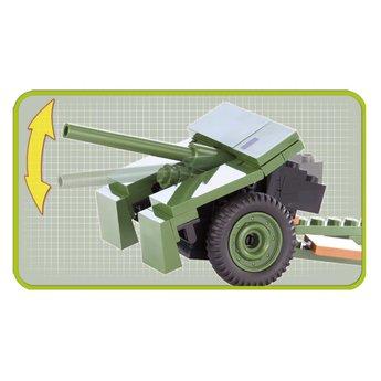 Cobi Small Army - WW2 WZ. 36 Bofors (2184)