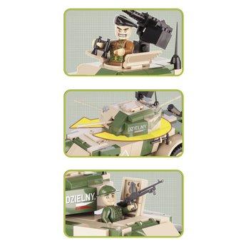 Cobi - Small Army - WW2 T17E1 Staghound MK 1 (2349)