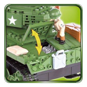 Cobi - Small Army - WW2 M-24 Chaffee (2457)