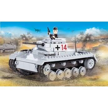 Cobi Small Army - WW2 Panzer II Ausf. C (2459)