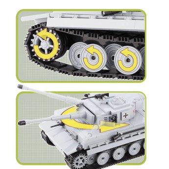 Cobi - Small Army - WW2 PzKpfw VI Tiger Ausf. E (2462)