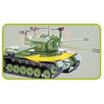 Cobi - Small Army - WW2 M-26 Pershing Tank (2471)