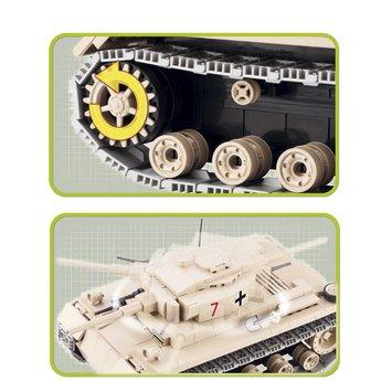 Cobi - Small Army - WW2 Panzer III Tank Ausf J. (2451)