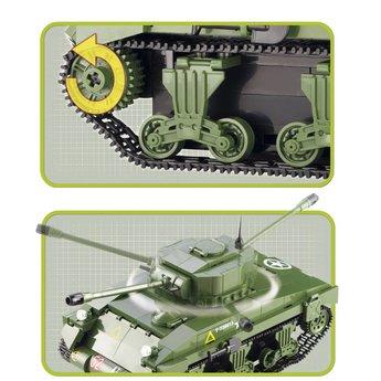 Cobi Cobi - Small Army - WW2 Sherman Firefly Tank (2453)