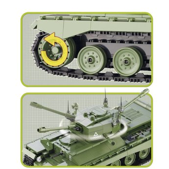 Cobi Small Army - WW2 A27M Cromwell MK VII Tank (2454)