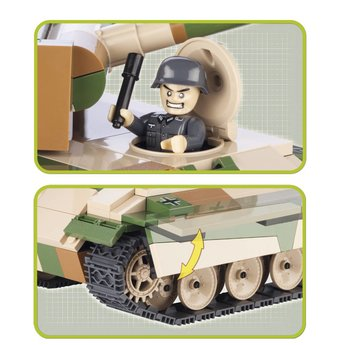 Cobi - Small Army - WW2 PzKpfw V Panther Ausf. G (2466)