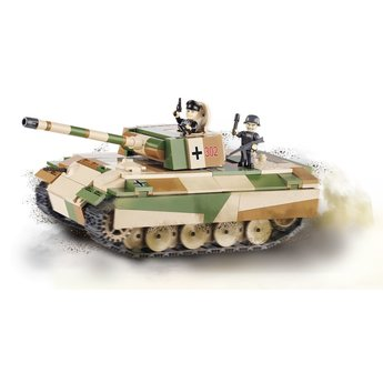 Cobi Small Army - WW2 PzKpfw V Panther Ausf. G (2466)