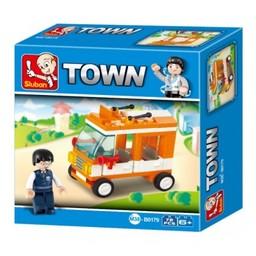 Sluban Town - Minibus M38-B0179