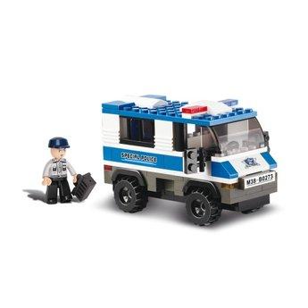 Sluban Sluban Police - Gevangenen transport politiebus M38-B0273