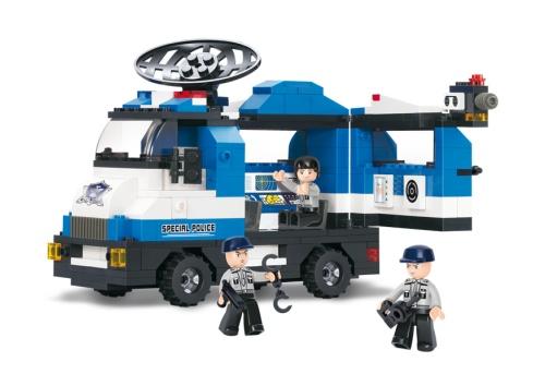 Sluban Police - Mobiele Politie Post M38-B0187 Sluban