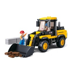 Sluban Town Construction - Shovel M38-B0538