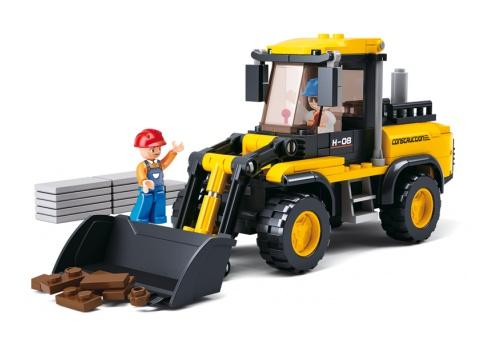Sluban Town Construction - Shovel M38-B0538 Sluban