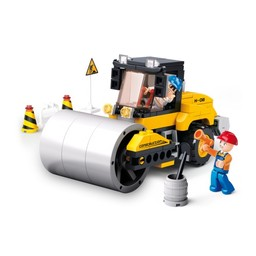 Sluban Town Construction - Wegenwals M38-B0539