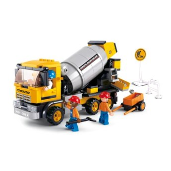 Sluban Sluban Town Construction - Cementwagen M38-B0550