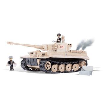 Cobi - Small Army - WW2 Tiger 131 Sd.kfz 181 Panzerkampfwagen VI Ausf. E (2477)