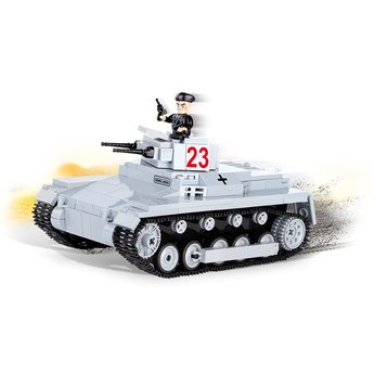 Cobi Small Army - WW2 Panzer I Ausf. B Tank (2474)