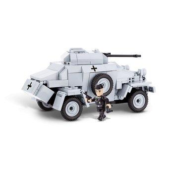 Cobi Small Army - WW2 SD.KFZ. 222 (2366)