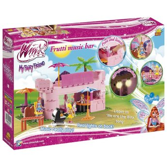Cobi - Winx Club - Frutti Music Bar (25400)