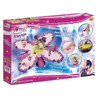 Cobi - Winx Club - Mega Music Stage (25502)