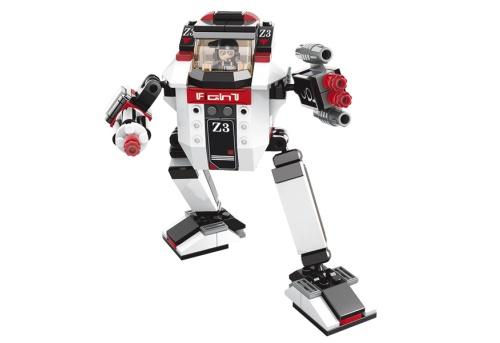 Sluban Space - Robot Z3-Night Attack Armour M38-B0336B Sluban