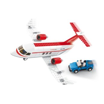 Sluban Aviation - Privévliegtuig M38-B0365