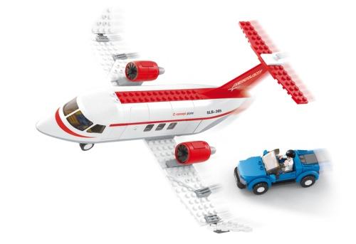 Sluban Aviation - Priv�vliegtuig M38-B0365 Sluban