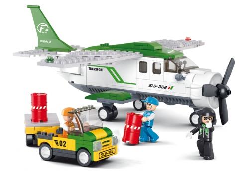Sluban Aviation - Vrachtvliegtuig M38-B0362 Sluban