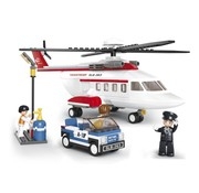 Sluban Sluban Aviation - Privé Helikopter M38-B0363