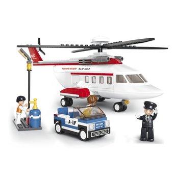 Sluban Aviation - Privé Helikopter M38-B0363
