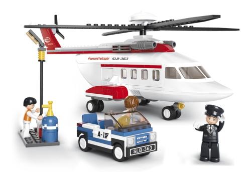 Sluban Aviation - Priv� Helikopter M38-B0363 Sluban