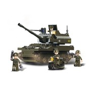 Sluban Sluban Army - Tank M38-B9800