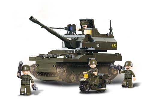 Sluban Army - Tank M38-B9800 Sluban