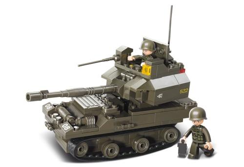 Sluban Army - Tank M38-B0282 Sluban