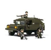 Sluban Sluban Army - Pantserwagen M38-B9900