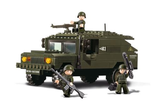Sluban Army - Pantserwagen M38-B9900 Sluban