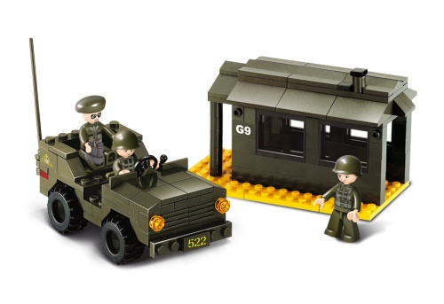 Sluban Army - Wachtpost M38-B6100 Sluban