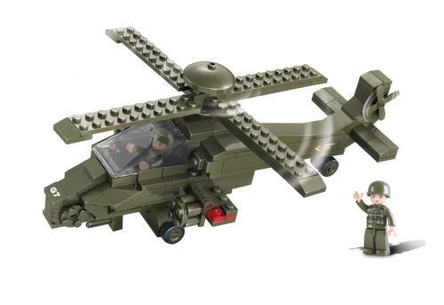 Sluban Army - Gevechtshelikopter M38-B0298 Sluban
