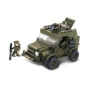 Sluban Sluban Army - Terreinwagen M38-B0299