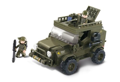 Sluban Army - Terreinwagen M38-B0299 Sluban