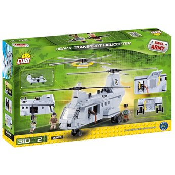 Cobi Cobi - Small Army - Heavy Transport Helicopter (2365)