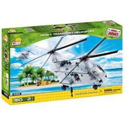 Cobi - Small Army - Heavy Transport Helicopter (2365)