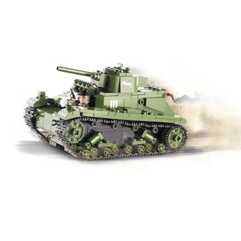 Cobi Cobi - Small Army - WW2 7TP Tank (2456)