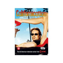Californication Seizoen 1 (3DVD)