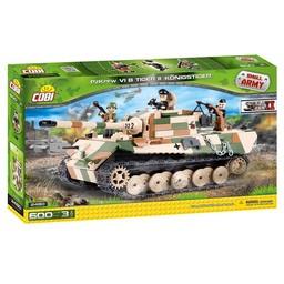 Cobi Cobi - Small Army - WW2 PZKPFW V1 B Tiger II Königstiger (2480)