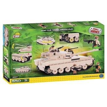 Cobi - Small Army - Battle Tank Merkava (2607)