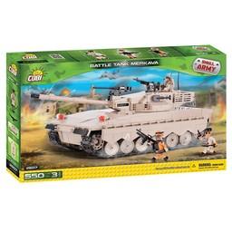 Cobi Small Army - Battle Tank Merkava (2607)